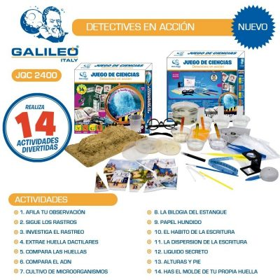 Galileo Detectives en accion 2