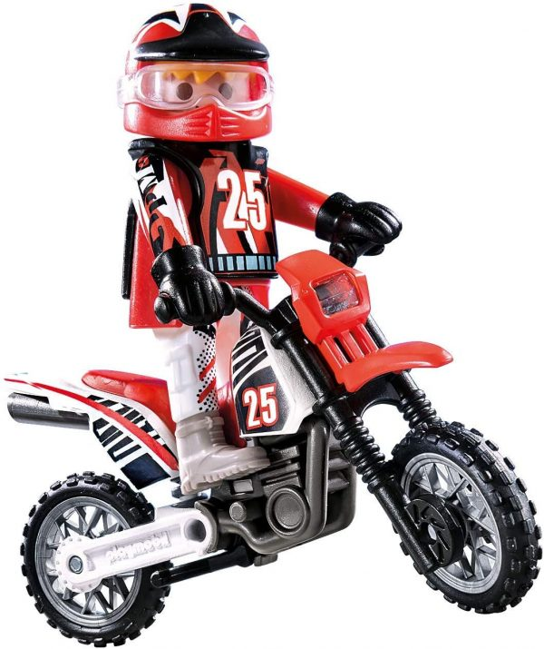 Playmobil - Special Plus Motocross Driver - Producto