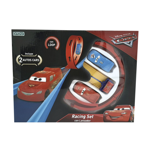 Racing Set - Cars - DT - Producto