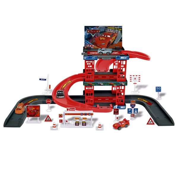 Cars - Parking Garage - DT - Producto