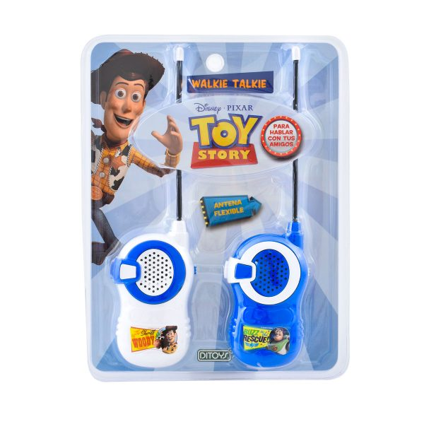 Walkie Talkie Toy Story - Ditoys - Producto