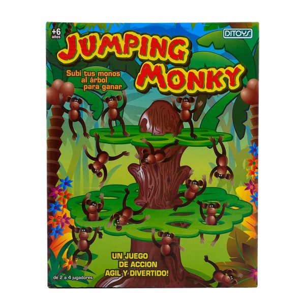 Jumping Monky - DT - Producto