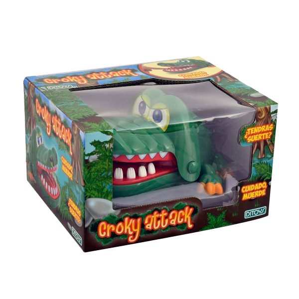 Croky Attack - DT - Producto