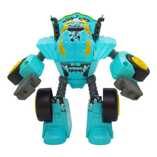 Metal Carformers Robot Canys XJ - Producto