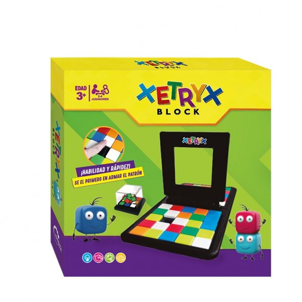 Xetryx Block Game - Producto