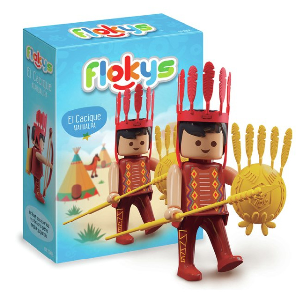 Flokys - Cacique - Producto