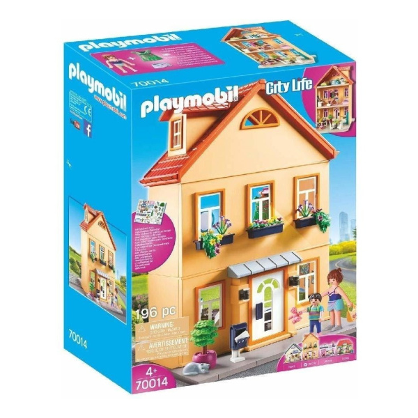 Playmobil My Townhouse Playset 70014 - Producto
