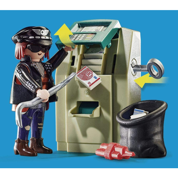 Playmobil 70572 Bank Robber Chase - Producto